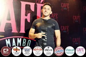 Café Mambo apresentou neste Sábado 9, Tati Zaqui