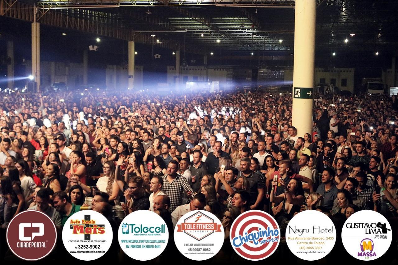 Galeria de fotos completa do Show do Gusttavo Lima