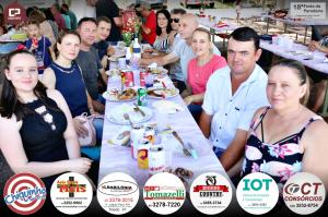 Galeria de fotos da 18ª Festa da Padroeira no Jd. Giselia - Toledo PR