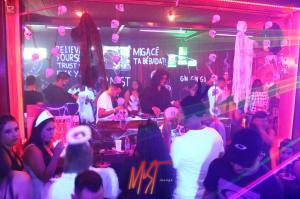 Fotos de Sexta 01 Halloween na Mist Lounge