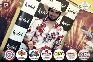 Fotos da Sexta na Expo Toledo 2019 - Show Com Loubet