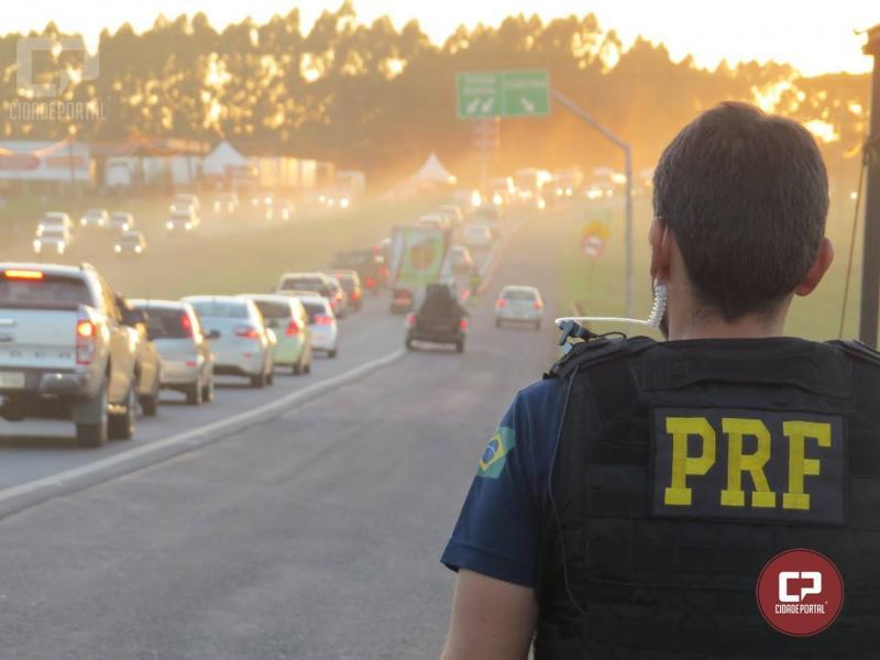 Polícia Rodoviária Federal de Cascavel alerta sobre a operação Show Rural 2019