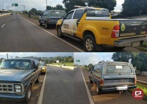 PRE de Cascavel recupera veículo com alerta de furto durante Operação Metrópolis