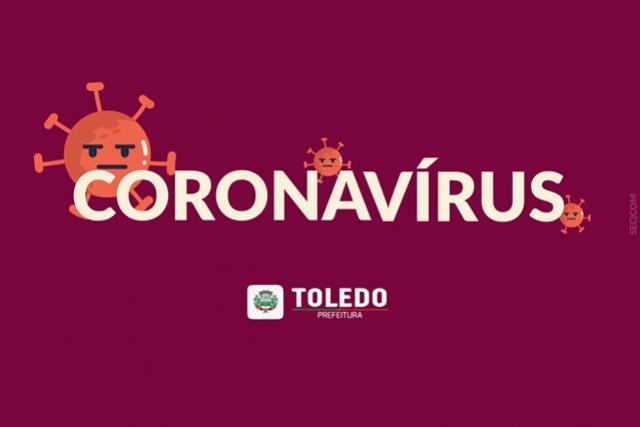 Covid-19 faz 44ª vítima fatal em Toledo