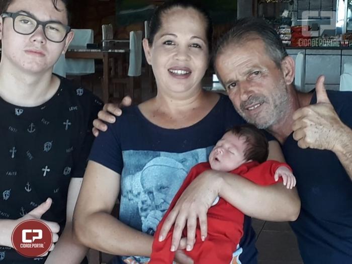 PRF salva vida de bebê de 17 dias em Alto Paraíso