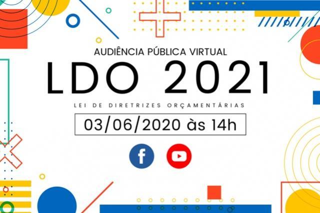 Orçamento de Toledo para 2021 será apresentado em live nesta quarta-feira, 03