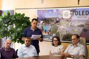 Prefeitura viabiliza concessão de uso para Associações de Toledo