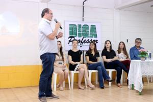 Atividades encerram Programa de Formação Continuada da Educação em Toledo