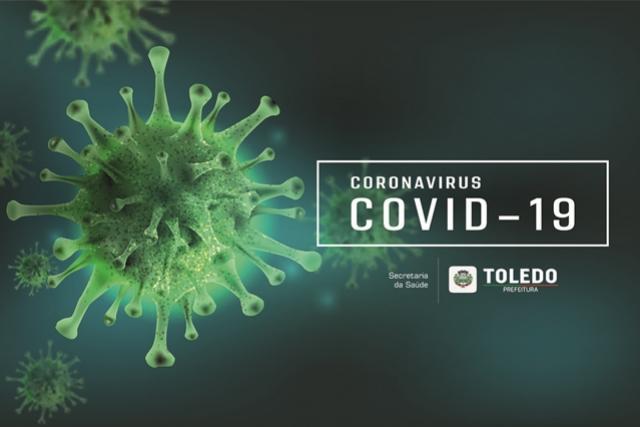 Média de pacientes recuperados volta superar a de novos casos de Covid-19 em Toledo