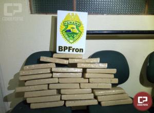 Batalhão de Polícia de Fronteira apreende entorpecentes durante operação na PR-182 em Realeza/PR
