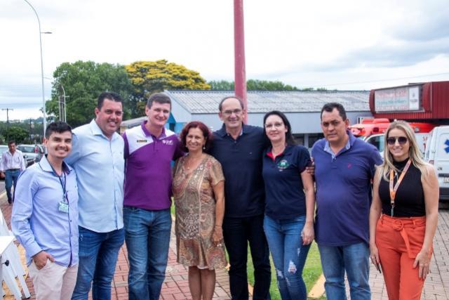 Saúde de Toledo recebe doação de equipamentos hospitalares