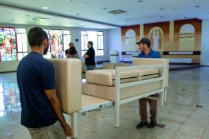 Hospital de Campanha de Toledo recebe doações da comunidade