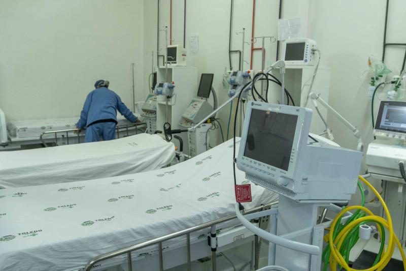 Número de pacientes que precisam de UTI em Toledo diminuiu essa semana