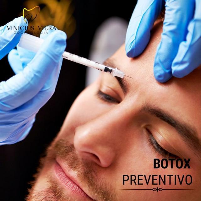 Consultório Vinicius Viera - Conheça o Botox Preventivo!