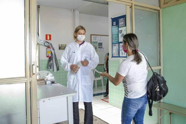 Em nova fase, saúde em Toledo reabre hoje quatro unidades de saúde