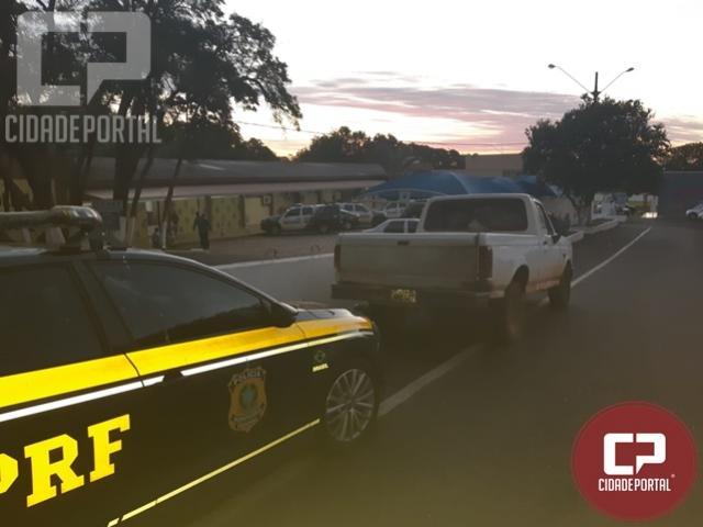 PRF recupera veículo roubado há quase 20 anos em Nova Iguaçu/RJ