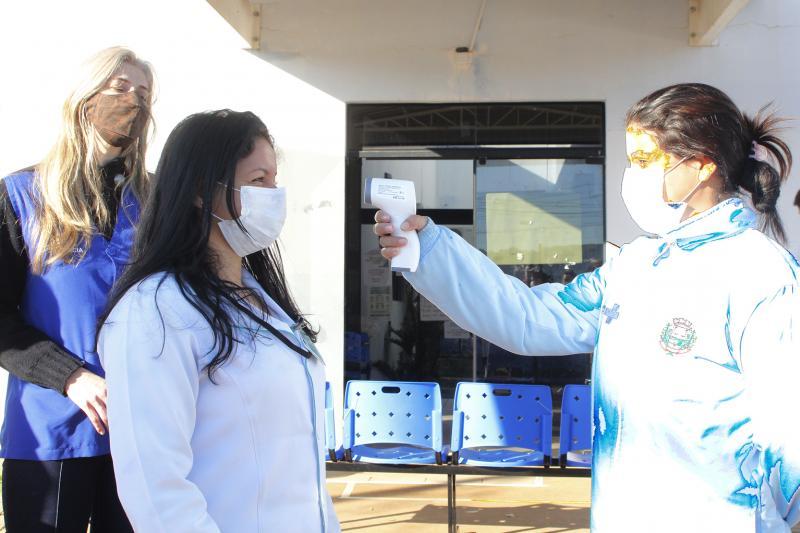 UBS Paulista recebe equipamentos do Rotary Club de Toledo Centenário