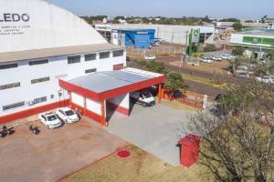 Governo Municipal de Toledo reforça saúde com nova base do SAMU no Jardim Coopagro