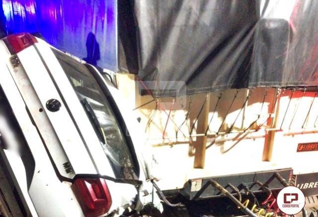Acidente entre Toledo e Bragantina ceifa a vida de 5 pessoas