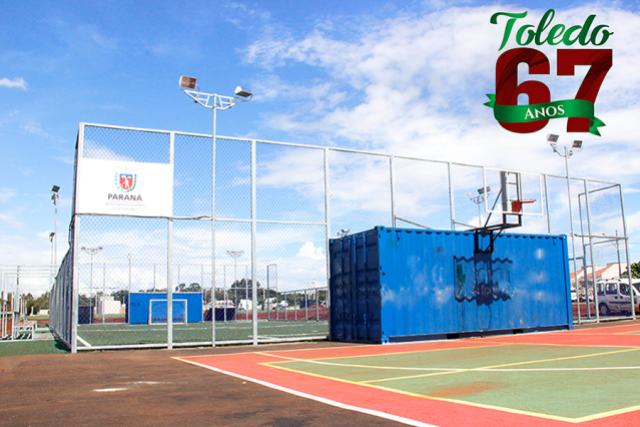 Toledo 67 Anos (1952-2019): Os prêmios econômicos e sociais da estrutura esportiva da cidade