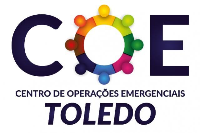 Valorização do COE está entre ações de combate à Covid-19 em Toledo