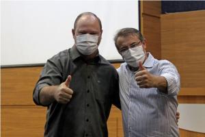 Beto Lunitti reassume após duas semanas afastado para tratamento de saúde