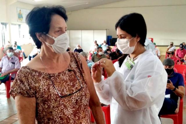 Toledo aguarda chegada de novo lote para seguir vacinação contra a Covid-19