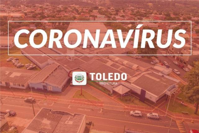 Número de vítimas fatais por Covid-19 em Toledo chega a 67