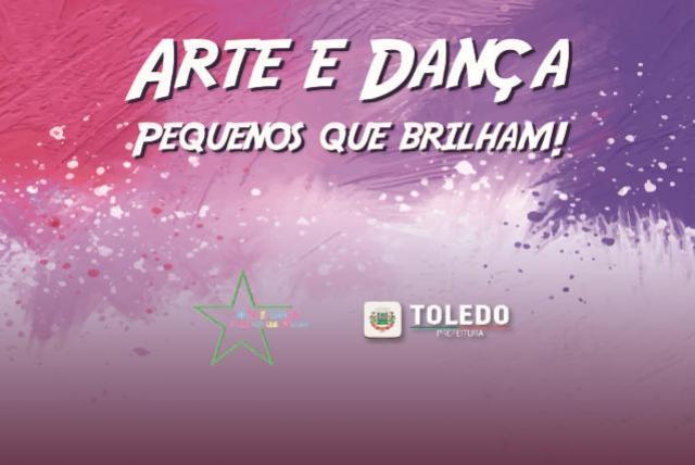 Arte e Dança: Pequenos que brilham será realizado no Teatro Municipal