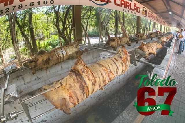 Toledo 67 Anos (1952-2019) : Os festejos e benefícios da condição de polo gastronômico