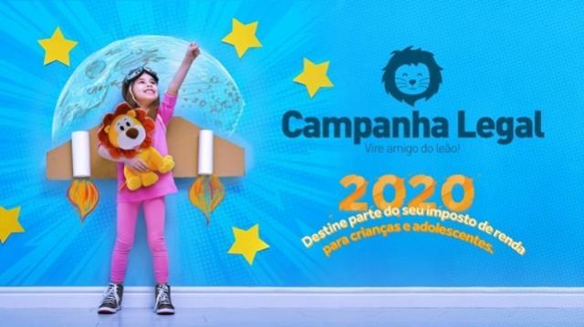 """""""Campanha Legal"""" em 2020 supera em 9,38% arrecadação do ano anterior"""