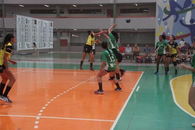 Em novo formato, equipe paulista disputa Paranaense de Handebol Cup em Cascavel