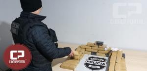 Denarc prende casal por tráfico de droga em Cascavel