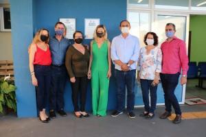 Comunidade de Vila Nova comemora entrega da Unidade de Saúde da Família em Toledo