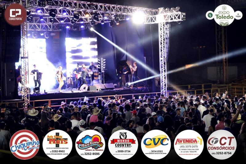 Fotos da Quinta na Expo Toledo 2019 - Show Com Thaeme e Thiago