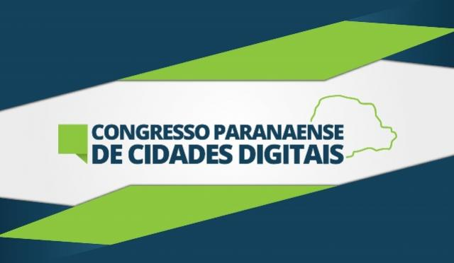 Cascavel sedia neste mês o 7º Congresso Paranaense de Cidades Digitais