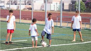 Comunidade comemora com nova Arena Esportiva no Jardim Coopagro em Toledo