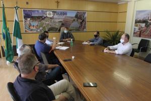 Prefeitura e IAP planejam agilizar a emissão de licenças ambientais