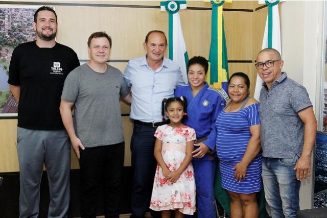 Judoca revelada em Projeto Social de Toledo irá representar o país na Alemanha