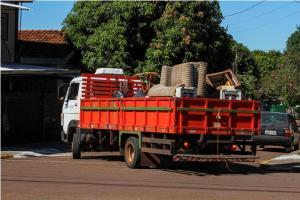 Ecoponto Itinerante recolhe 20 toneladas de resíduos volumosos no Independência
