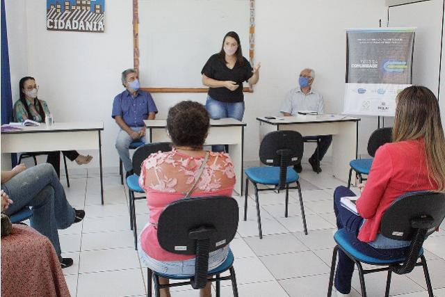 SPM e Conselho da Comunidade promovem curso no CJU Coopagro