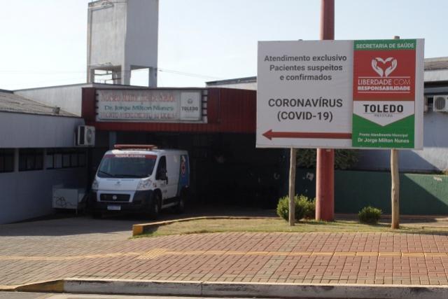 Covid-19: Saúde reforça equipe de atendimento no PAM/Mini Hospital