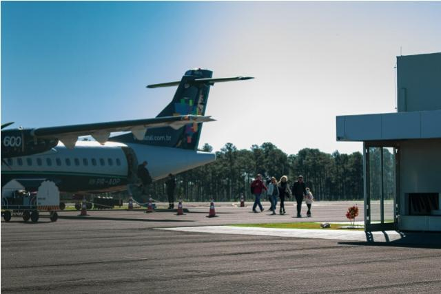 Aeroporto Municipal de Toledo: Seis meses decolando para o progresso
