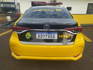 Polícia Rodoviária Estadual de Cascavel vai receber 05 viaturas da Ecocataratas