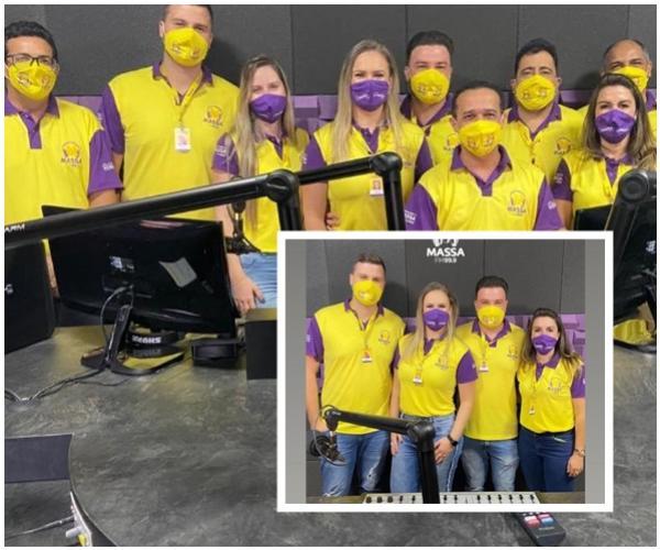 Grupo 104 agora tem afiliada da Rede Massa