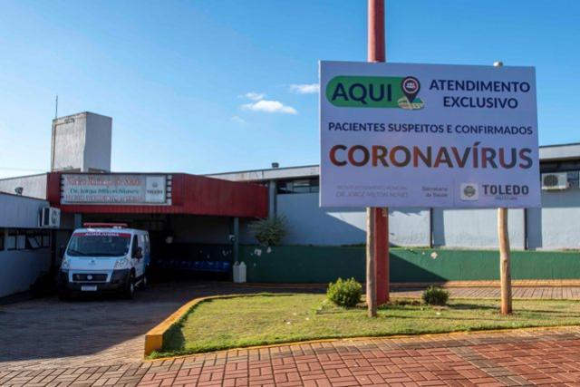 Atendimento a pacientes Covid-19 será concentrado no PAM e na UPA de Toledo