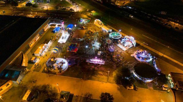 Mais de 30 mil pessoas visitaram a Expo Toledo