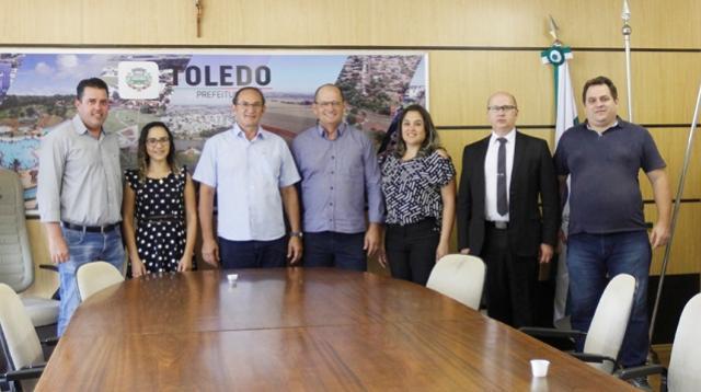 Prefeito Lucio nomeia novos secretários e diretores em Toledo