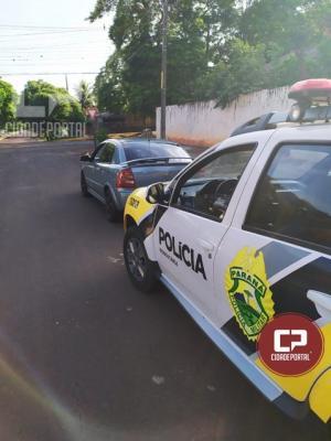 Equipe ROTAM da 3ª CIA de Cascavel recupera dois veículos furtados em Toledo