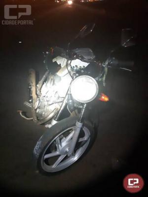 PRF atende acidente com vítimas na BR-277 em Cascavel
